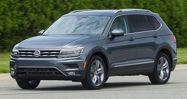 2020 VW Tiguan: Design, Specs, Price >> 2020 Vw Tiguan Release Date Facelift Price 2020 2021